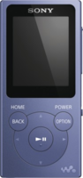 Sony NW-E394 Walkman 8 GB, blau