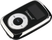 Intenso Music Mover 8 GB MP3 Player, schwarz