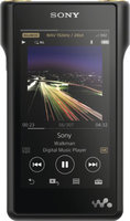 Sony NW-WM1A 128 GB High-Resolution Audio WALKMAN mit DSEE HX, S-Master, schwarz