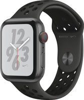 Apple Watch Nike+ Series 4 GPS 40 mm Alu space grey, anthracite/Nike Band black