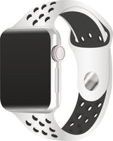 Apple Watch Nike+ Series 4 Cell (LTE) 44 mm Alu silver, pure platin./Sport black