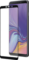 Celly Displayschutzfolie Samsung Galaxy A9 (2018) tempered glass black