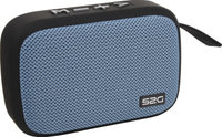 SOUND2GO Travel Bluetooth Lautsprecher, blau